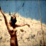OU by Marjan Ciglic (OHO), 1969 | 70, still frame, color, 8 mm, 3 25