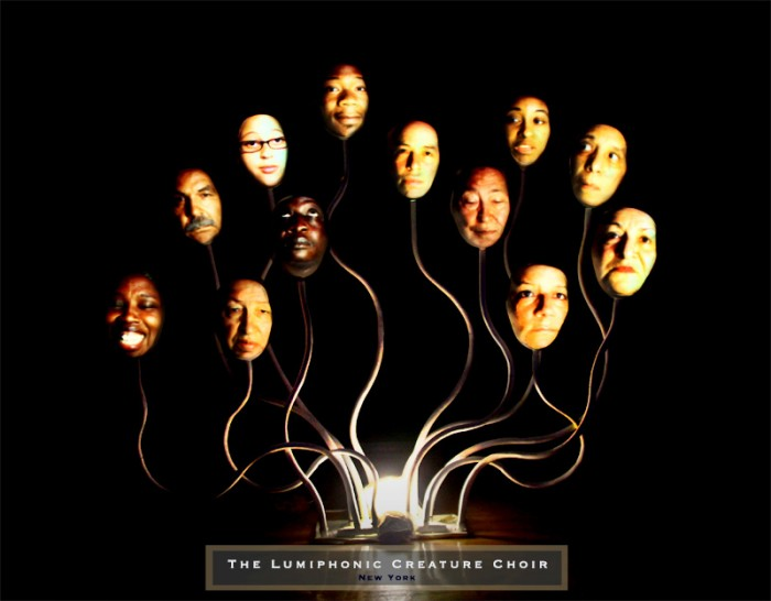 Lumiphonic Creature Choir-New York
